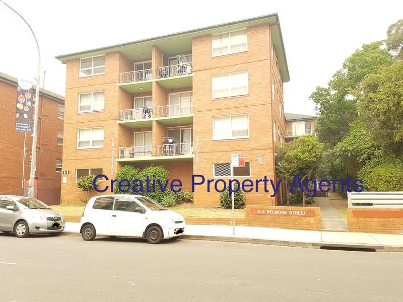 Main view of Homely unit listing, 14/ 6-8 Belmore Street, Burwood, NSW 2134