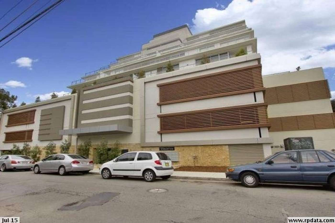 Main view of Homely apartment listing, 702/ 55 Norton Street, Ashfield NSW 2131