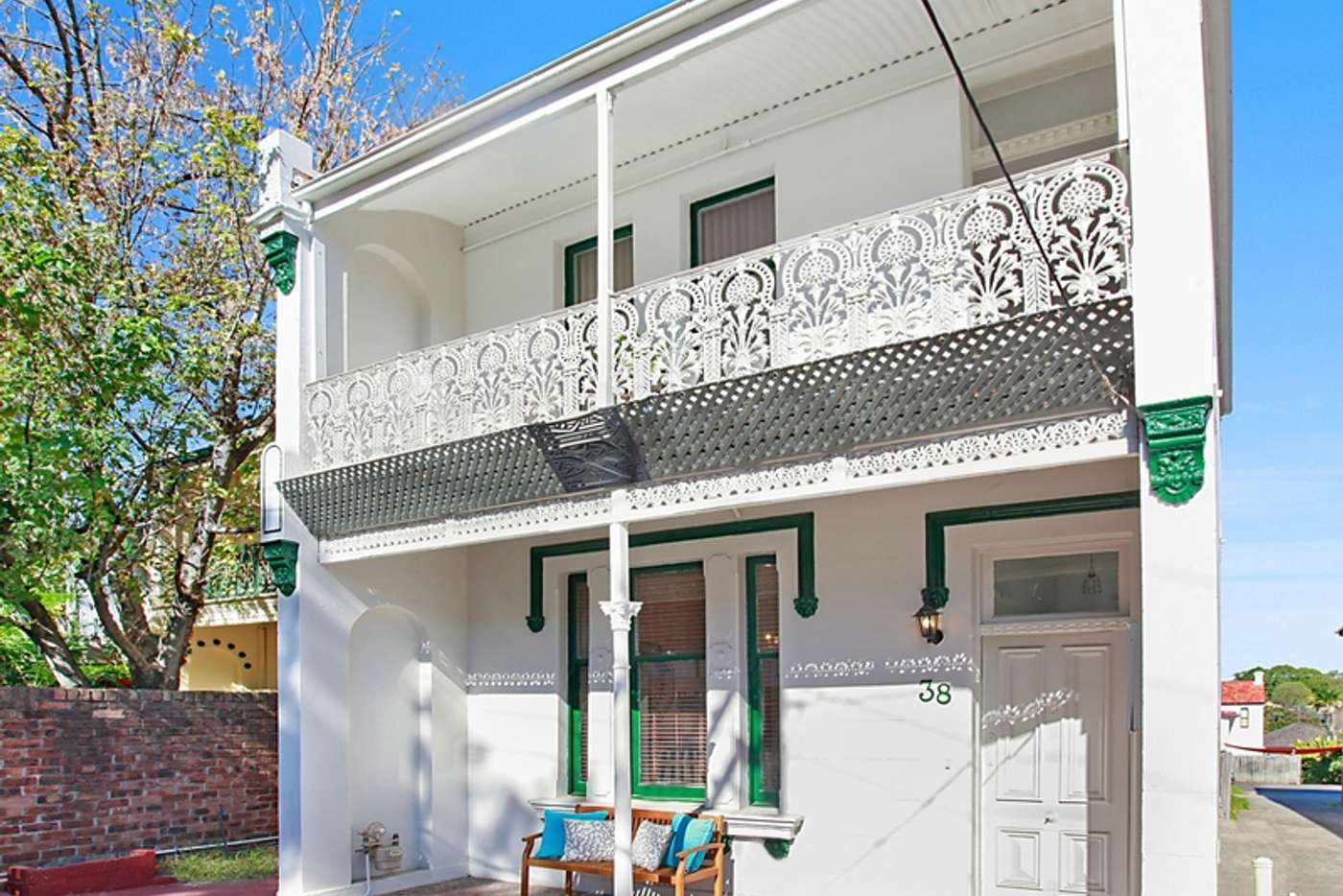 Main view of Homely house listing, 38 Norton Street, Ashfield NSW 2131