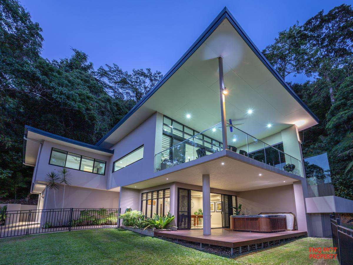 Main view of Homely house listing, 11 Oceanview Place, Mooroobool, QLD 4870