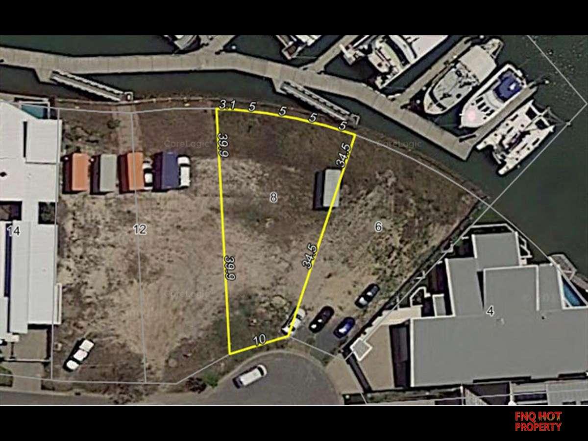 Main view of Homely  listing, 8 Marina Quay, Trinity Park, QLD 4879