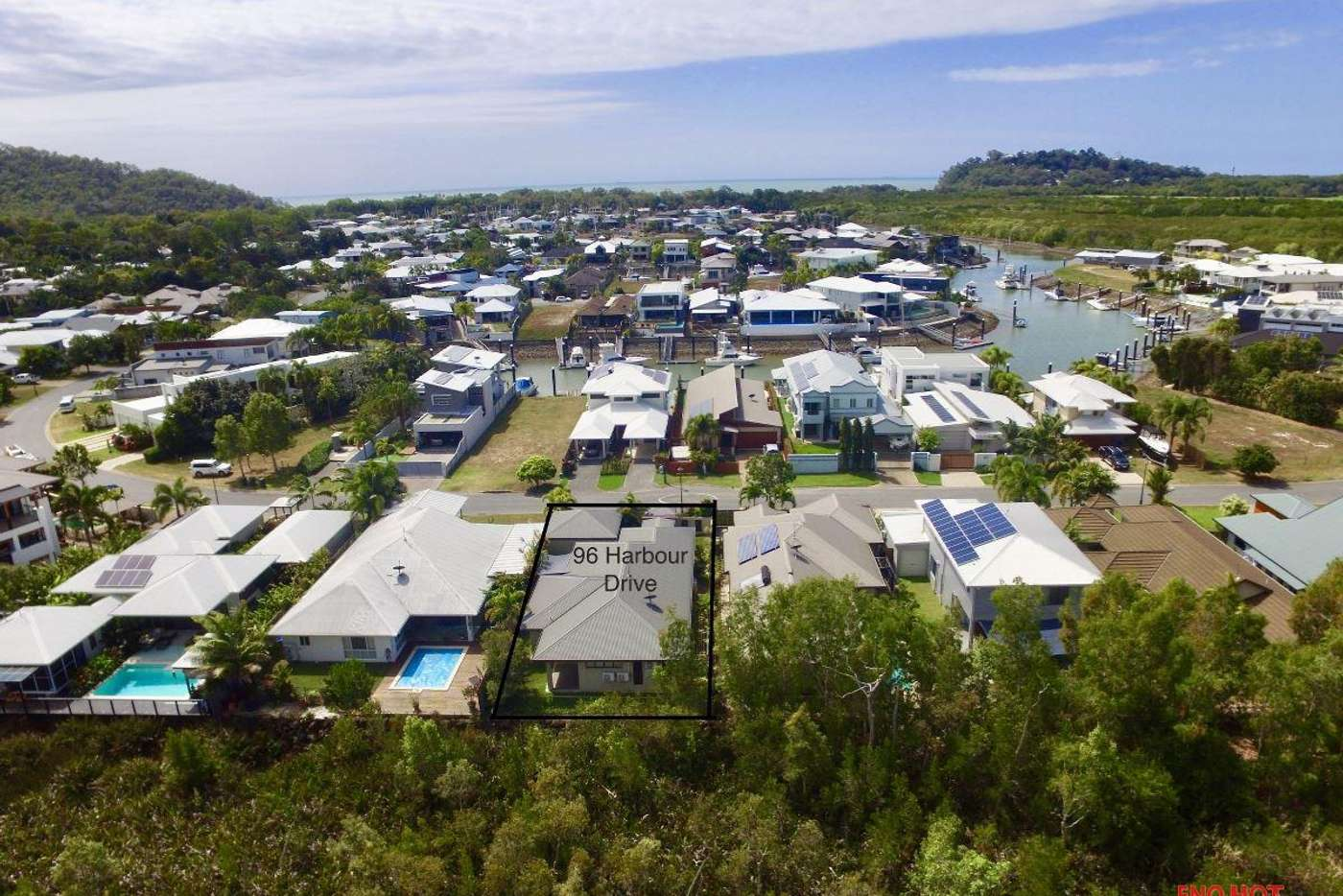Sixth view of Homely house listing, 96 Harbour Drive, Trinity Park QLD 4879