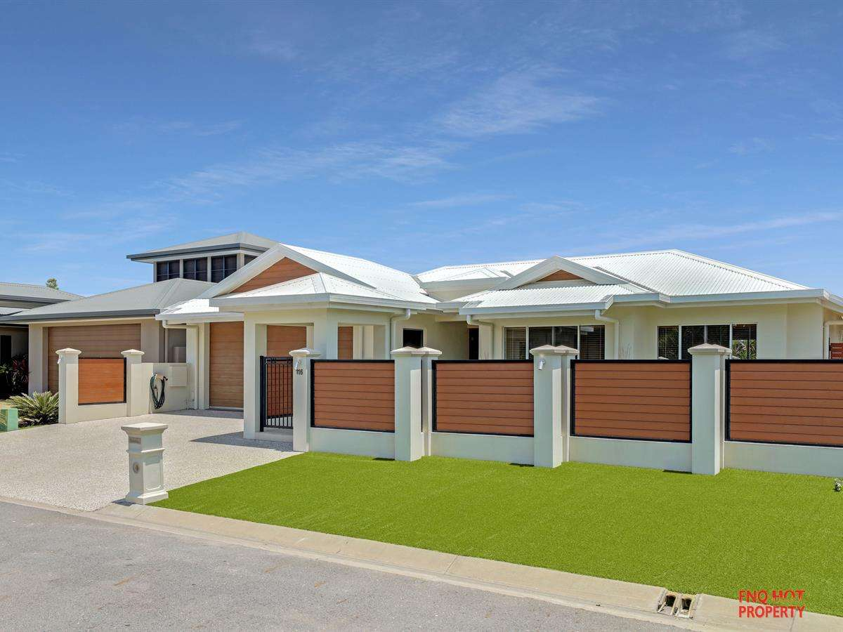 Main view of Homely house listing, 116 Harbour Drive, Trinity Park, QLD 4879