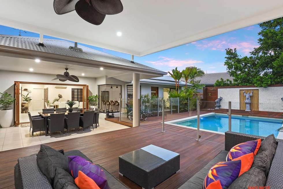 Second view of Homely house listing, 2 Quest Court, Trinity Park QLD 4879