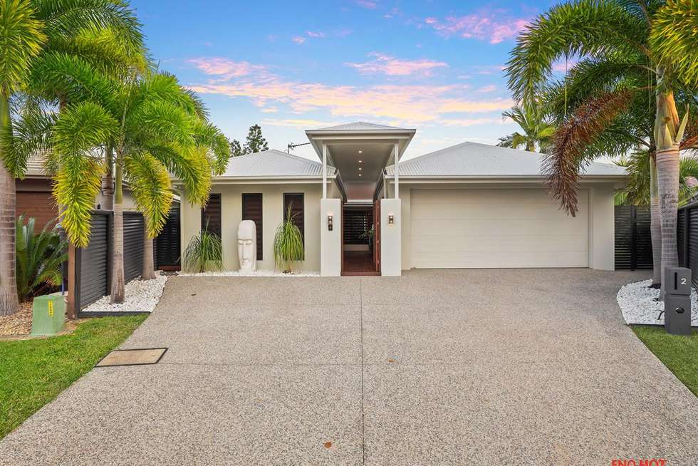 Fourth view of Homely house listing, 2 Quest Court, Trinity Park QLD 4879
