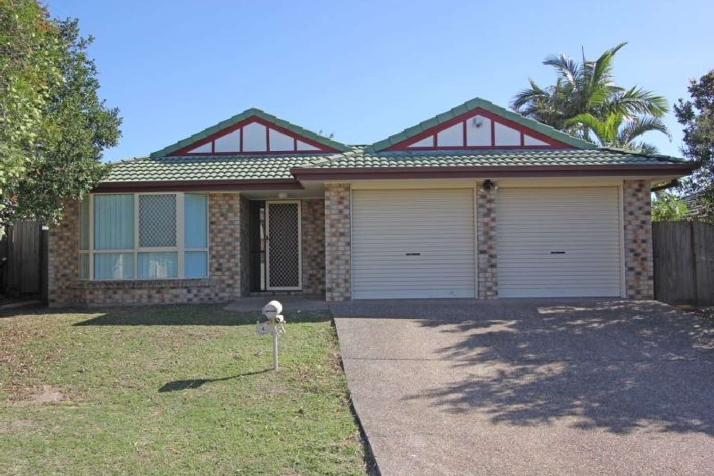 Main view of Homely house listing, 4 Gleneagles Crescent, Oxley QLD 4075