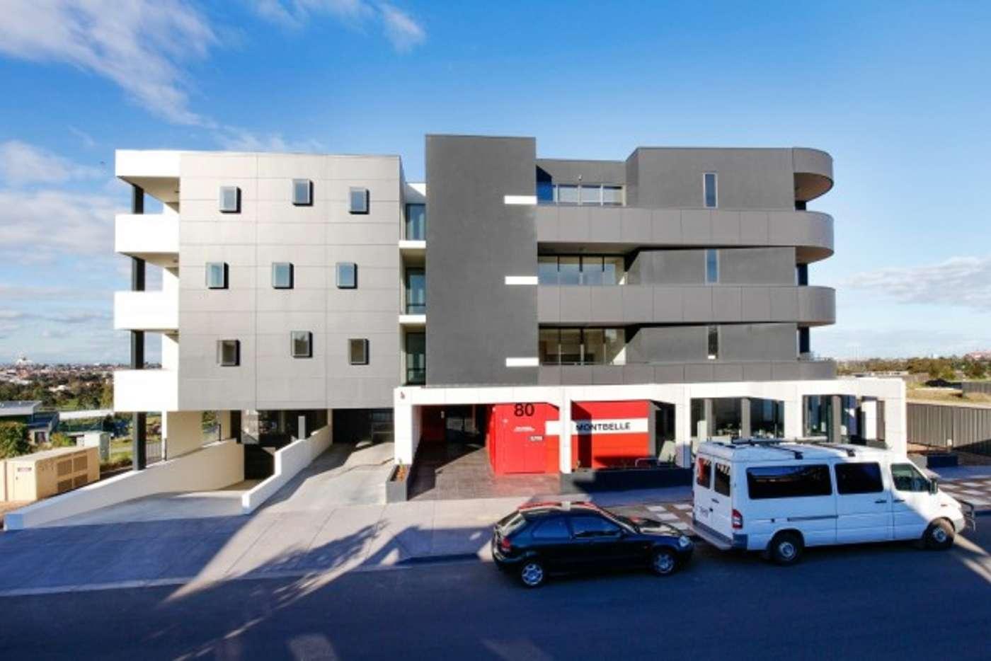 Main view of Homely apartment listing, 308/80 La Scala Avenue, Maribyrnong VIC 3032