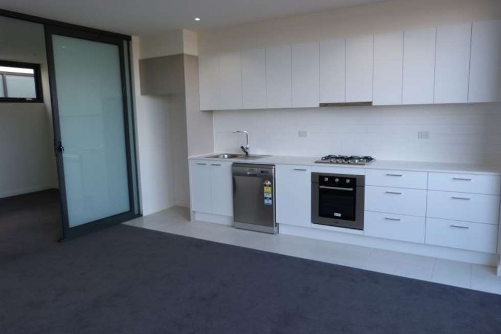 Second view of Homely apartment listing, 308/80 La Scala Avenue, Maribyrnong VIC 3032