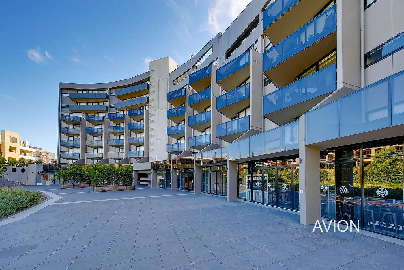 Main view of Homely apartment listing, G18/41-45 Edgewater Boulevard, Maribyrnong VIC 3032