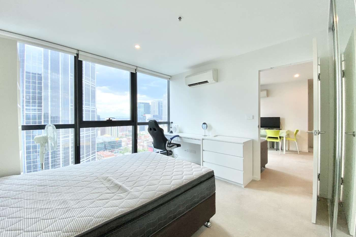 Main view of Homely apartment listing, 2908/8 Sutherland Street, Melbourne VIC 3000