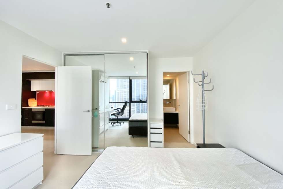 Second view of Homely apartment listing, 2908/8 Sutherland Street, Melbourne VIC 3000