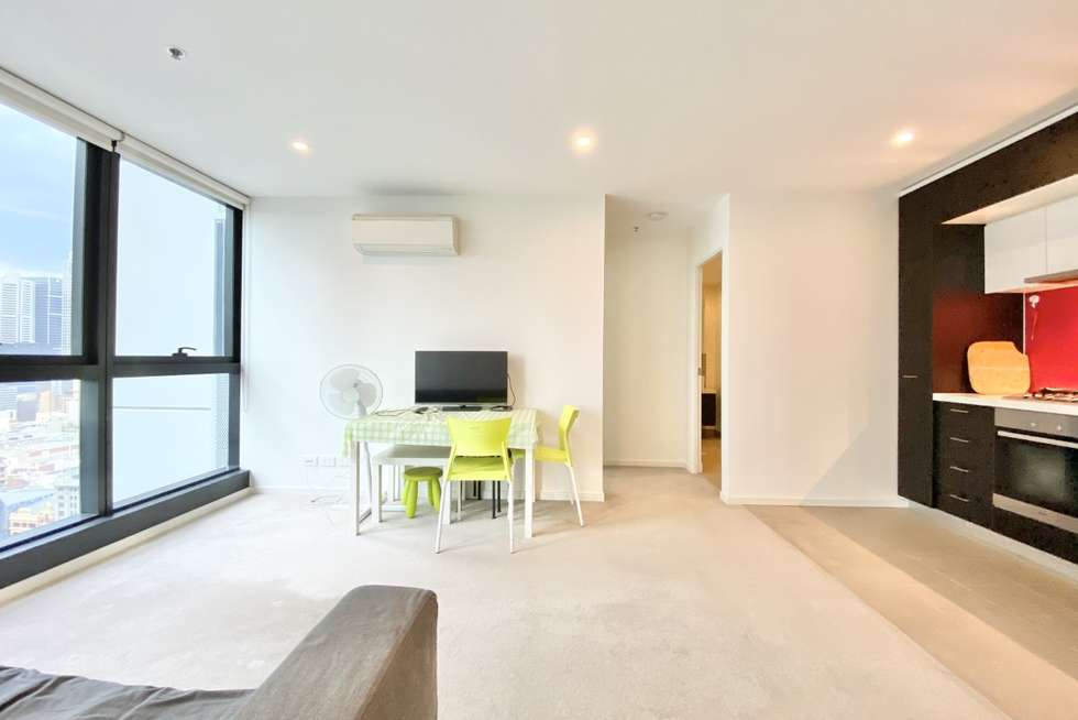 Fifth view of Homely apartment listing, 2908/8 Sutherland Street, Melbourne VIC 3000