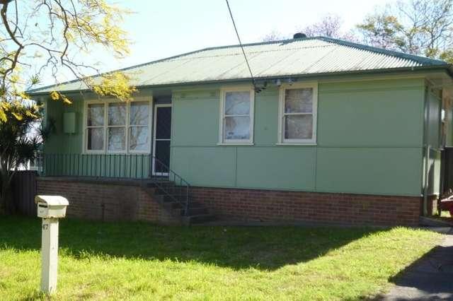 47 PHILLIP ROAD, Raymond Terrace NSW 2324