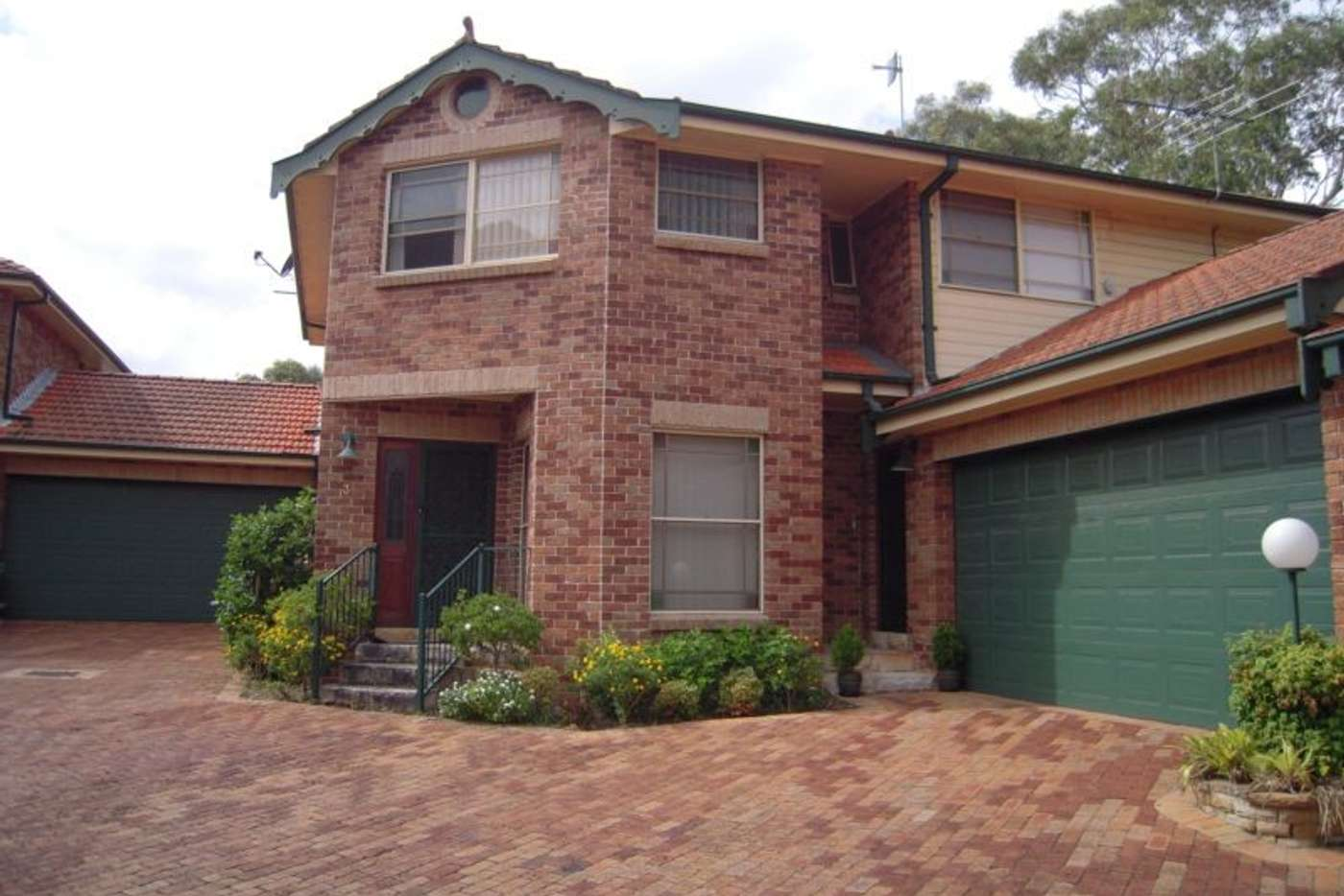 Main view of Homely townhouse listing, 3/26 Vista Street, Caringbah NSW 2229