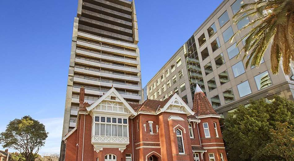 1133/572 St Kilda Road, Melbourne VIC 3004