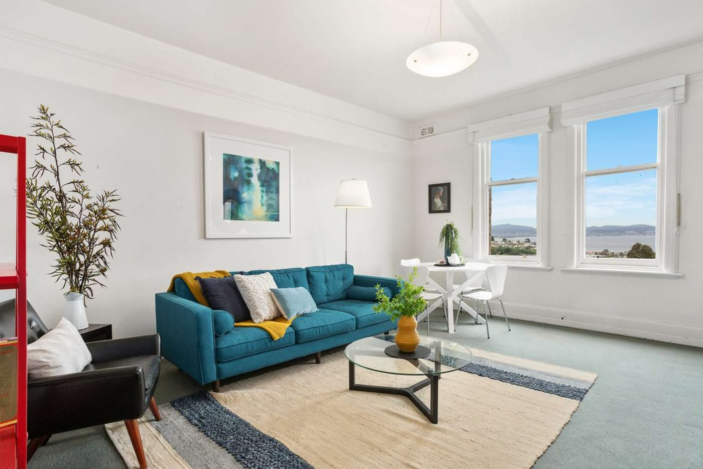 Main view of Homely apartment listing, 8/84 Upper Fitzroy Crescent, South Hobart TAS 7004