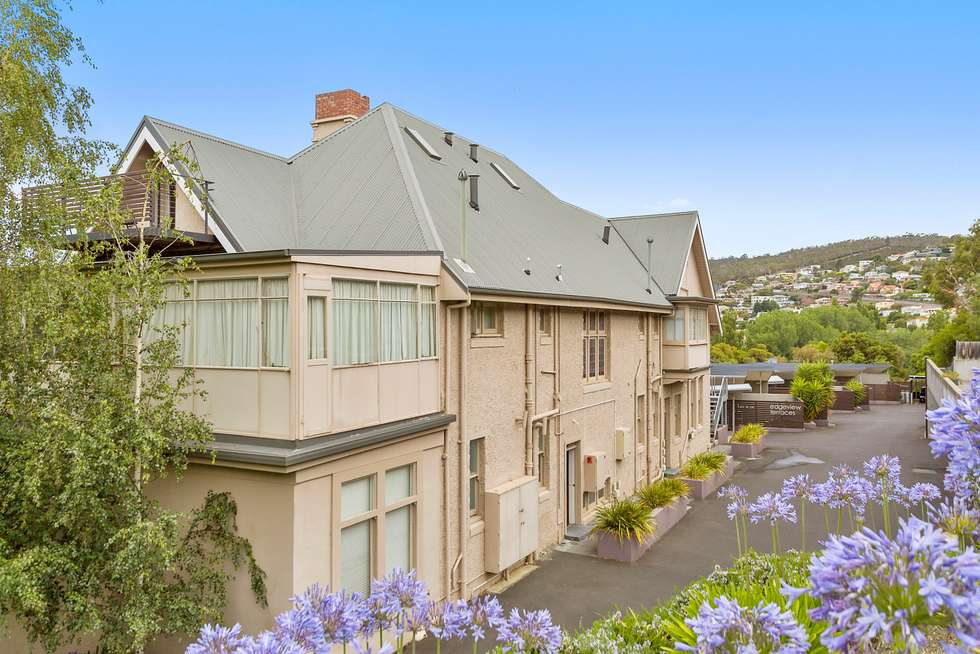 Third view of Homely apartment listing, 8/84 Upper Fitzroy Crescent, South Hobart TAS 7004