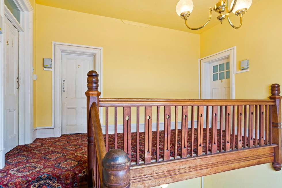 Fifth view of Homely apartment listing, 8/84 Upper Fitzroy Crescent, South Hobart TAS 7004