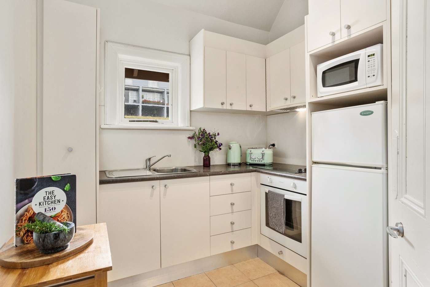 Sixth view of Homely apartment listing, 8/84 Upper Fitzroy Crescent, South Hobart TAS 7004