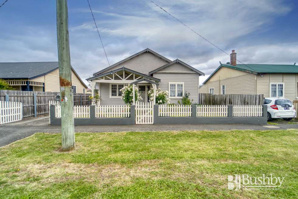 Second view of Homely house listing, 88 Forster Street, Invermay TAS 7248