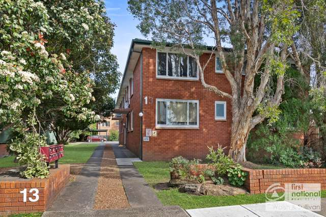 5/13 Brickfield Street, North Parramatta NSW 2151
