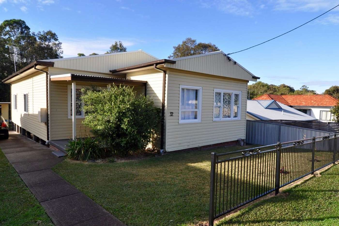 Main view of Homely house listing, 32 Vale Street, Birmingham Gardens NSW 2287