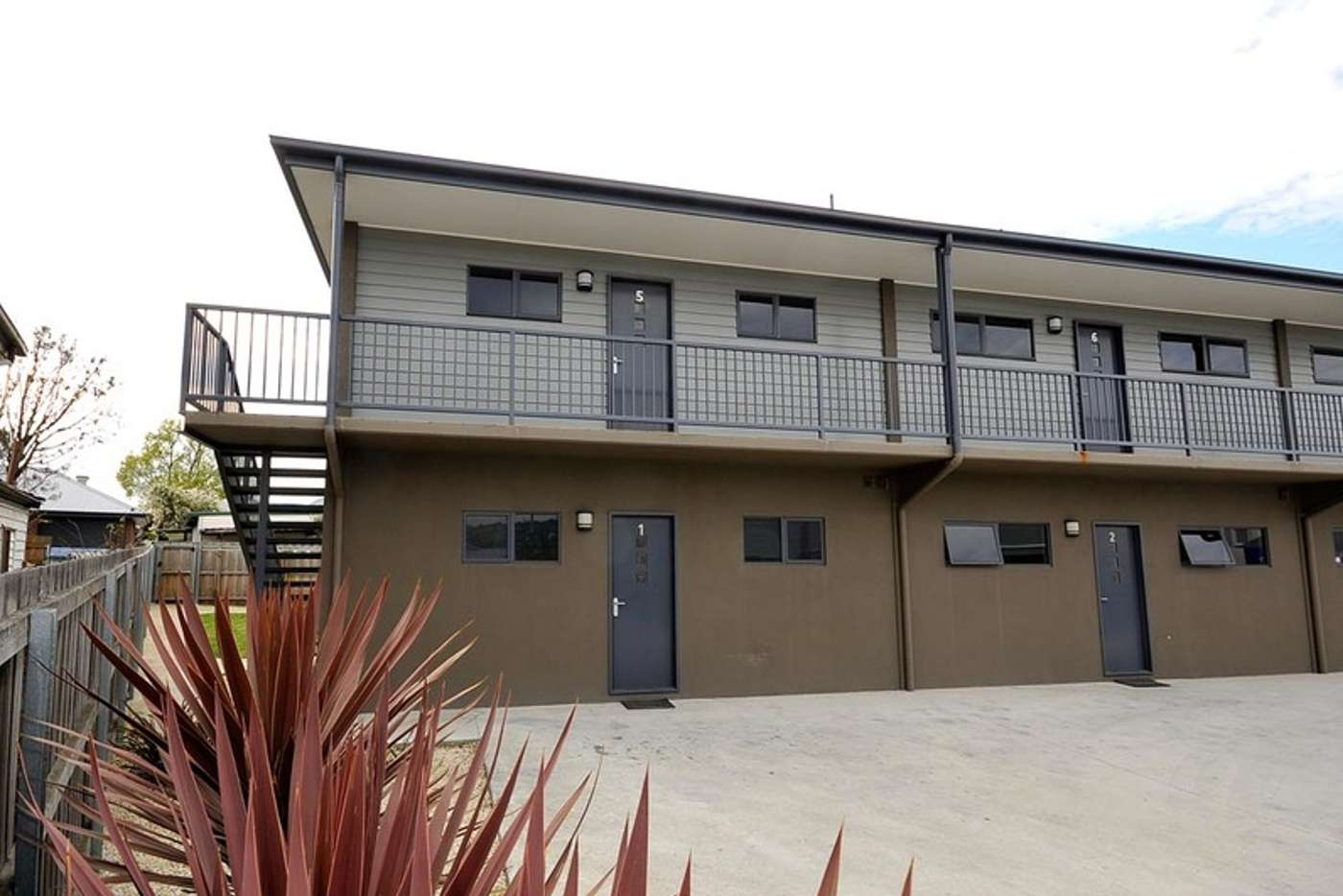 Main view of Homely unit listing, 5/4 Bryan Street, Invermay TAS 7248