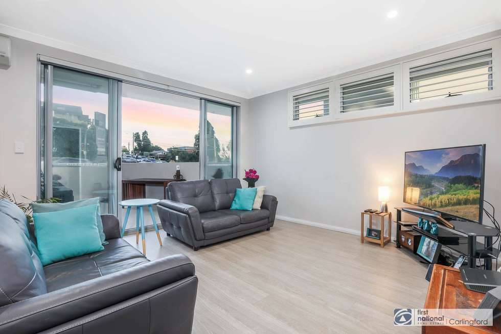 Second view of Homely apartment listing, 10/239-243 Carlingford Road, Carlingford NSW 2118