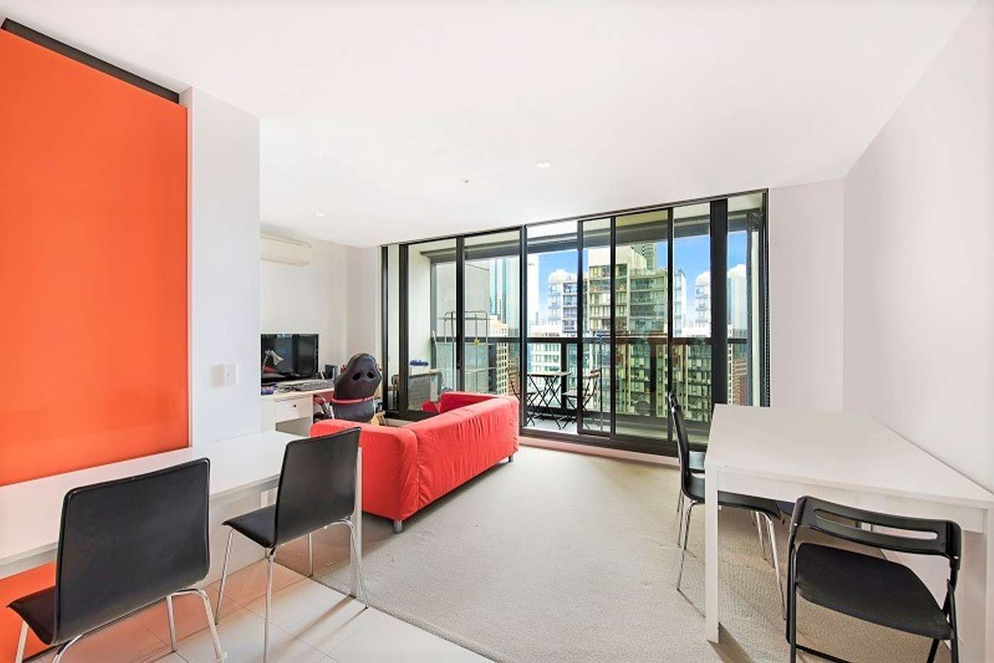 Main view of Homely apartment listing, 2406/639 Lonsdale st, Melbourne VIC 3000