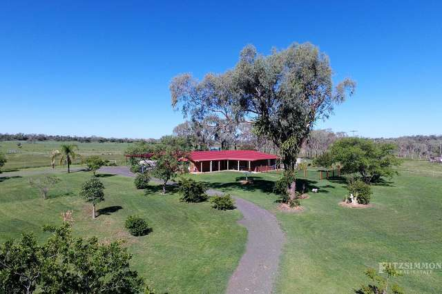 98 Mahoneys Road, Irvingdale QLD 4404