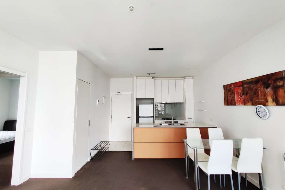 Second view of Homely apartment listing, 1203/8 Franklin Street, Melbourne VIC 3000