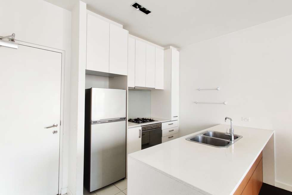 Third view of Homely apartment listing, 1203/8 Franklin Street, Melbourne VIC 3000