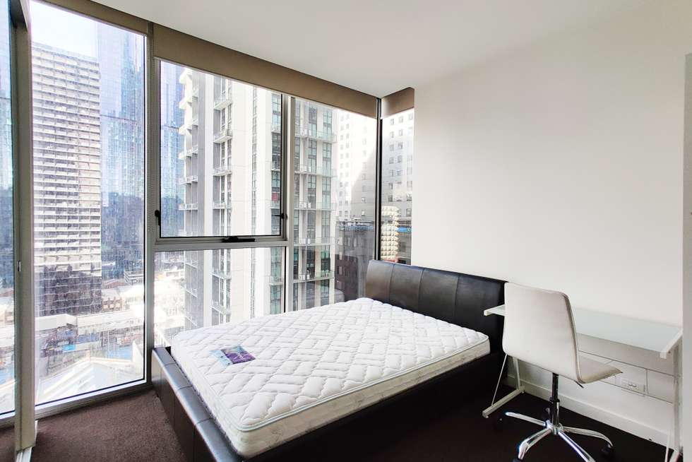 Fourth view of Homely apartment listing, 1203/8 Franklin Street, Melbourne VIC 3000
