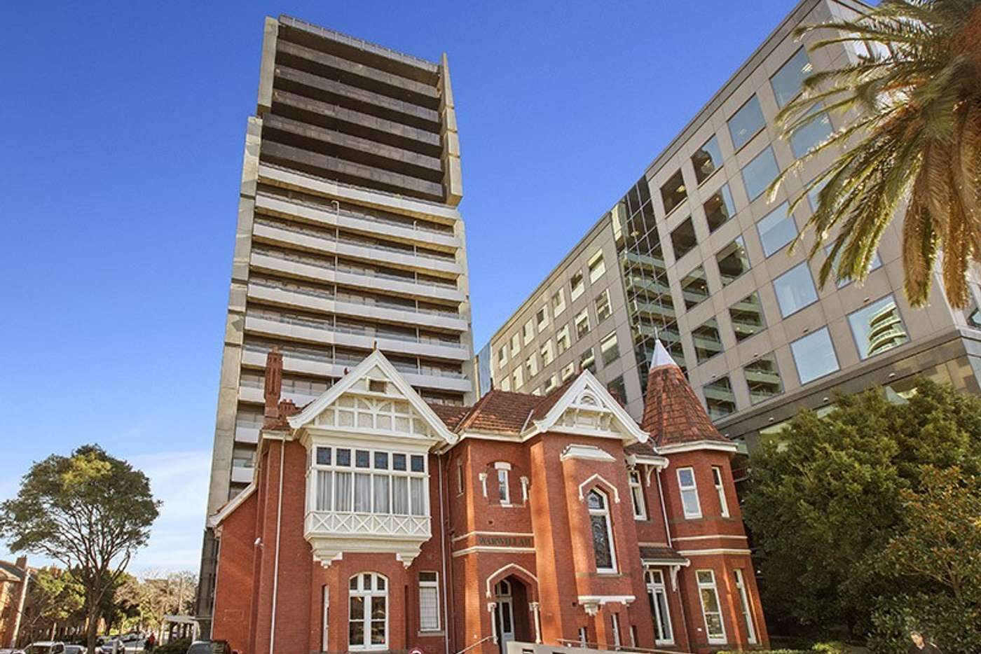 Main view of Homely apartment listing, 921/572 St Kilda Road, Melbourne VIC 3004