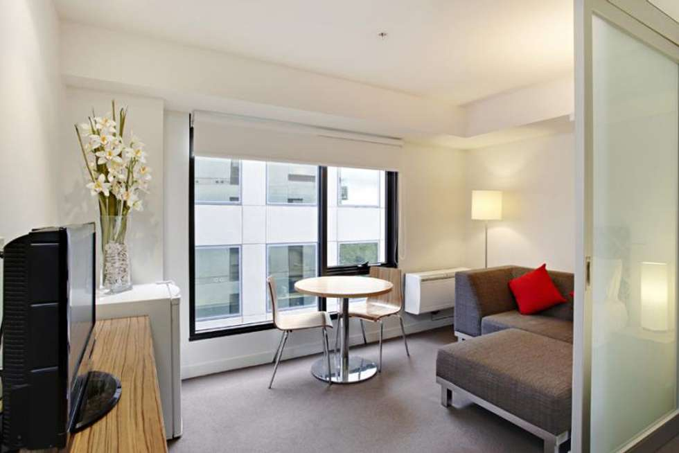 Third view of Homely apartment listing, 921/572 St Kilda Road, Melbourne VIC 3004