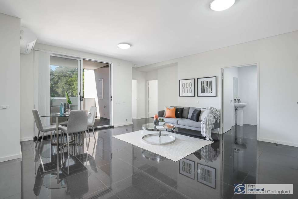 Second view of Homely apartment listing, 9/209-211 Carlingford Road, Carlingford NSW 2118