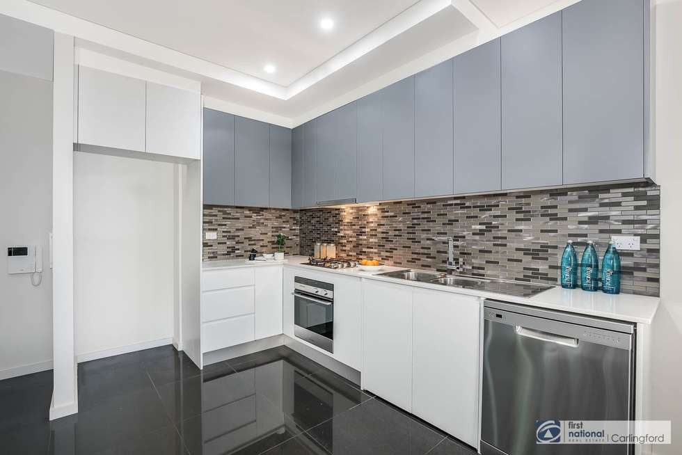 Third view of Homely apartment listing, 9/209-211 Carlingford Road, Carlingford NSW 2118
