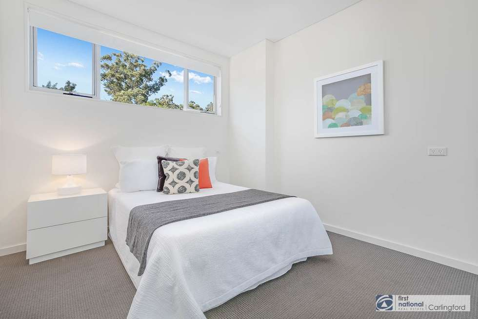 Fourth view of Homely apartment listing, 9/209-211 Carlingford Road, Carlingford NSW 2118