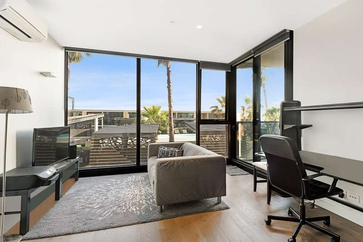 Main view of Homely apartment listing, 702/33 Blackwood st, North Melbourne VIC 3051