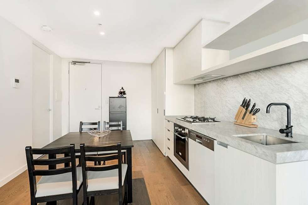 Second view of Homely apartment listing, 702/33 Blackwood st, North Melbourne VIC 3051