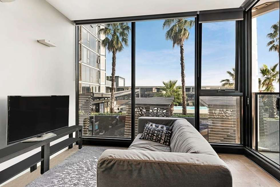 Third view of Homely apartment listing, 702/33 Blackwood st, North Melbourne VIC 3051
