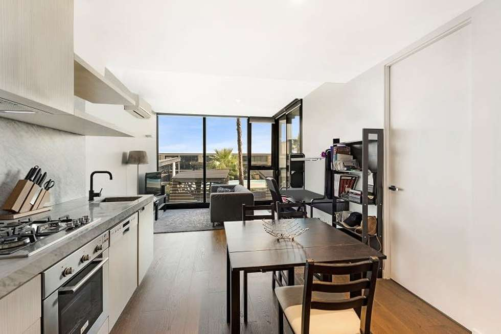 Fourth view of Homely apartment listing, 702/33 Blackwood st, North Melbourne VIC 3051