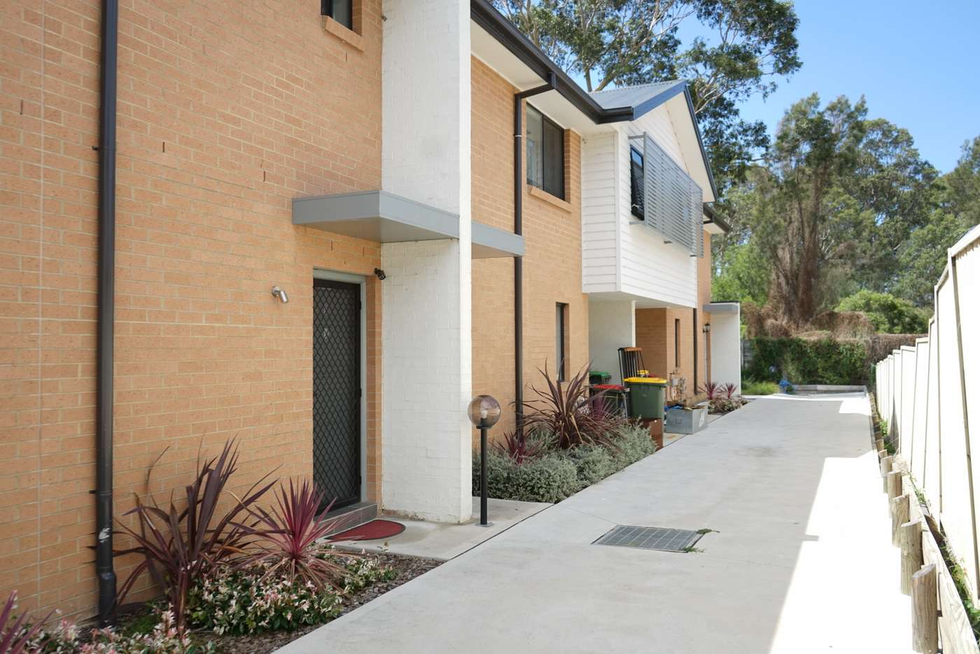 Main view of Homely townhouse listing, 3/285 Sandgate Road, Shortland NSW 2307
