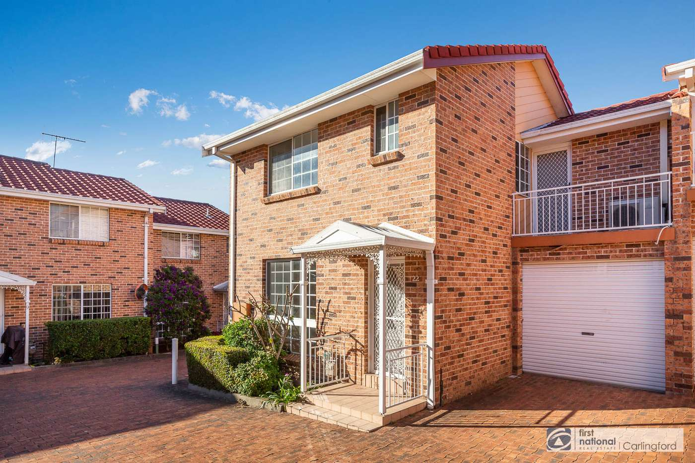 Main view of Homely townhouse listing, 22/100 Kissing Point Road, Dundas NSW 2117