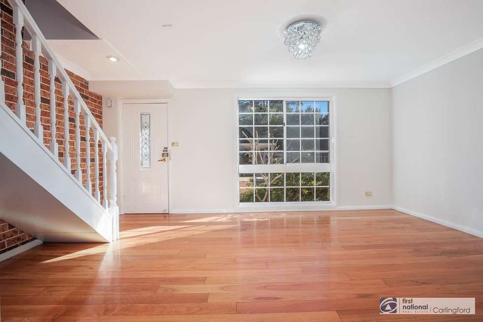Second view of Homely townhouse listing, 22/100 Kissing Point Road, Dundas NSW 2117