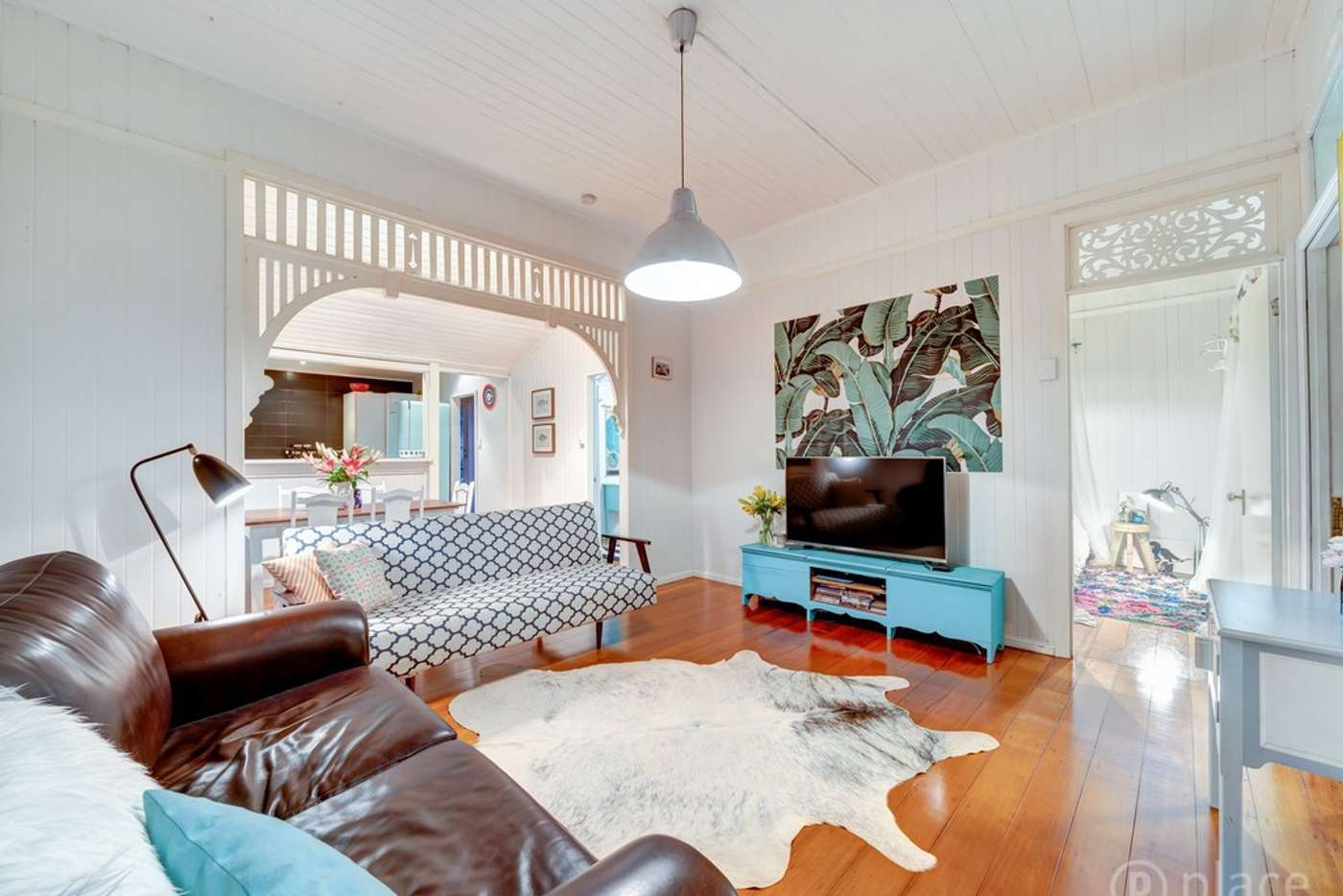 Main view of Homely house listing, 56 Alderson Street, Newmarket QLD 4051