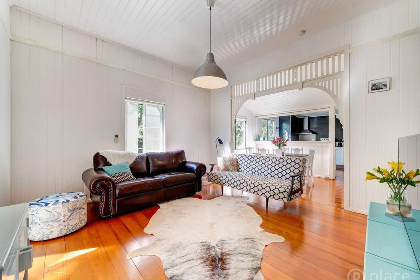 Fifth view of Homely house listing, 56 Alderson Street, Newmarket QLD 4051