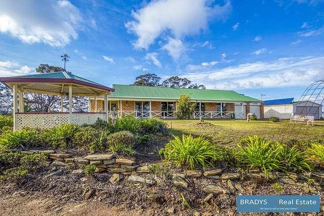 580 Dairy Creek Road, Gundaroo NSW 2620