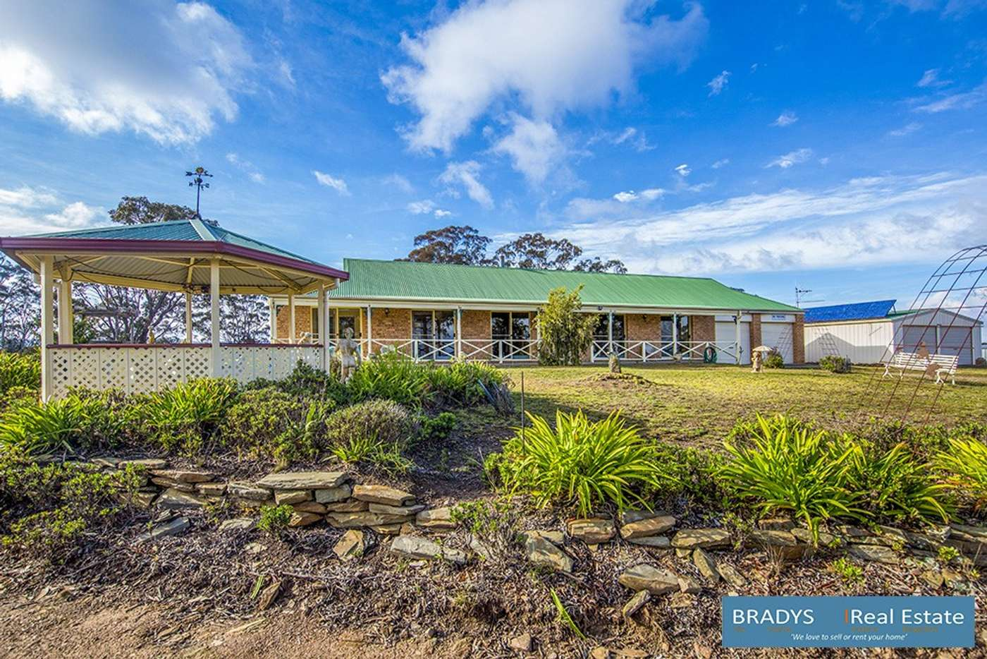 Main view of Homely house listing, 580 Dairy Creek Road, Gundaroo NSW 2620