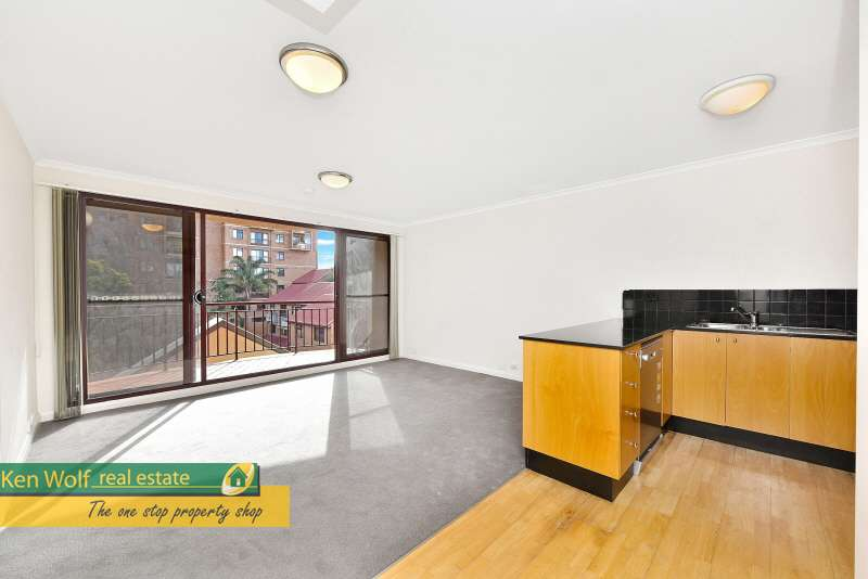 Main view of Homely apartment listing, 509/508 Riley Street, Surry Hills, NSW 2010